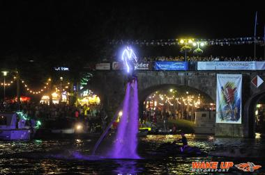 Flyboard Light Show